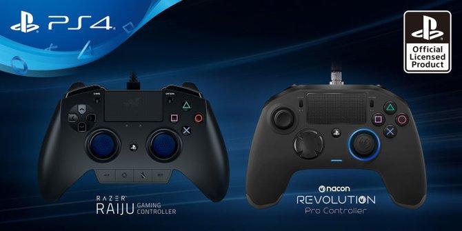 Sony hat zwei Herstellern die Freigabe für PS4-Controller erteilt.