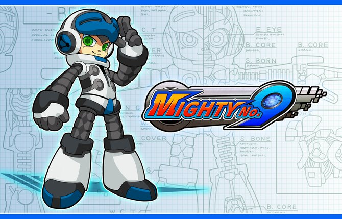 Roboter-Held Beck erinnert nicht nur optisch an Mega Man.