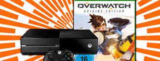 Deals: Schnäppchen des Tages: Xbox One mit Overwatch im Angebot