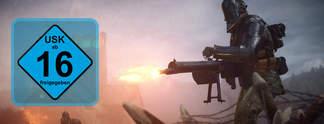 Battlefield 1: Erscheint ungeschnitten und ab 16 Jahren in Deutschland