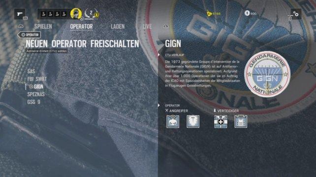 Die französische Spezialeinheit GIGN