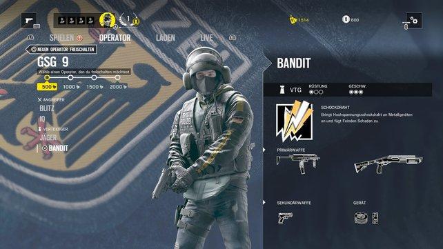 Opertator Bandit