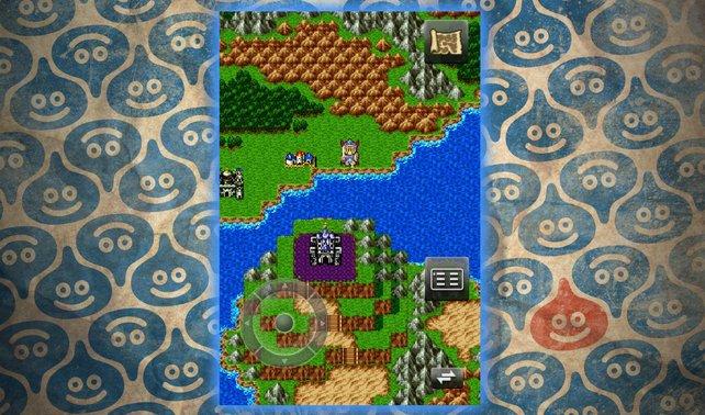 Das Genre-Urgestein Dragon Quest prägt viele darauffolgende Rollenspiele.