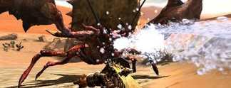 Monster Hunter 4 - Ultimate: Erste Eindr�cke aus dem Spiel