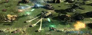 Tests: Meridian - New World: Jetzt gibt es doch ein neues Command & Conquer