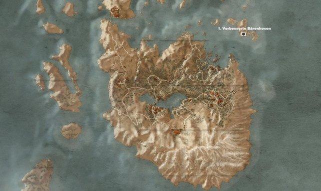 Bärenschulenausrüstung - Insel Spikeroog