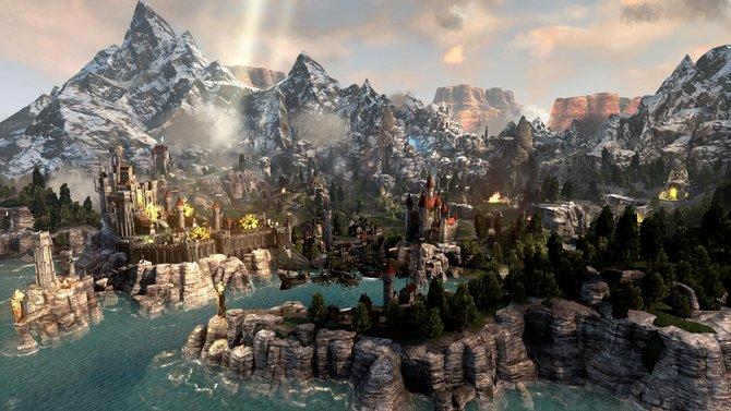Klimazonen beeinflussen in Might & Magic Heroes 7 das Wetter.