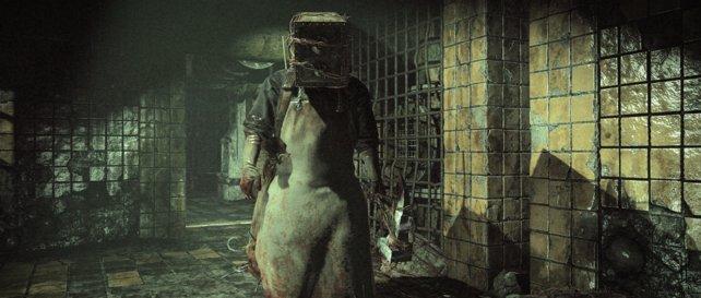 Hat etwas von Silent Hill, oder?