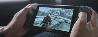 Nintendo Switch: Interner Speicher bekommt bereits zum Start Grenzen aufgezeigt