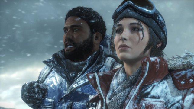 Lara und Jonah teilen den mittlerweile ihren Wissensdurst.