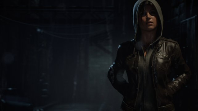 Lara hat Gefallen an ihrer dunklen Seite gefunden.