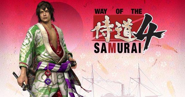 In Way of the Samurai 4 schlüpft ihr in die Rolle eines Ronin.