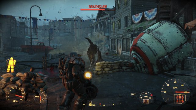 Ein nuklear verseuchtes Amerika, eine Powerrüstung und ihr. Kaum ein Spiel genießt 2015 so viel Aufmerksamkeit wie Fallout 4.