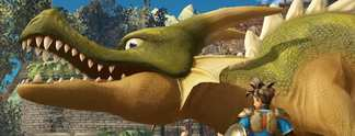 Dragon Quest Heroes: Fr�hlichkeit und Gewalt