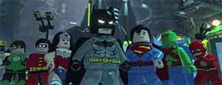 Lego Batman 3 - Jenseits von Gotham: Aufmarsch der Superhelden