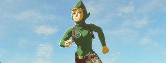 Zelda - Breath of the Wild: Neues DLC-Kostüm sorgt für verstörte Reaktionen