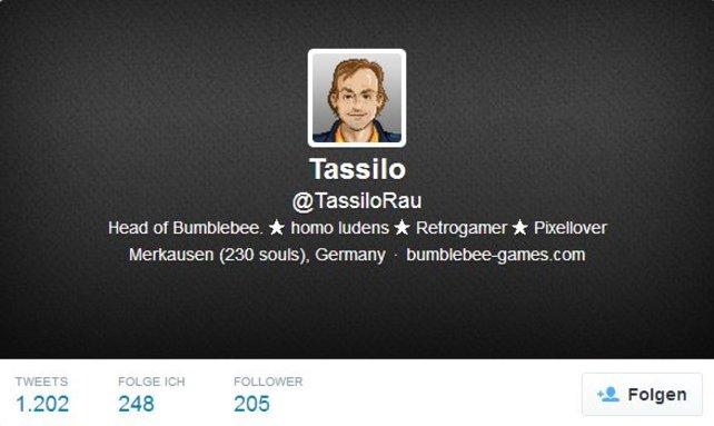 Ja, es gibt auch in Deutschland Indie-Entwickler. Tassilo Rau ist einer von ihnen.