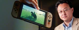 Nintendo Switch: Für Sonys Shuhei Yoshida ein ?einzigartiges System?