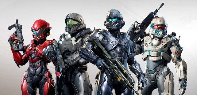 Team Osiris macht Jagd auf den Master Chief und Team Blau.