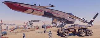 Mass Effect - Andromeda: Patches nehmen sich einiger Probleme an
