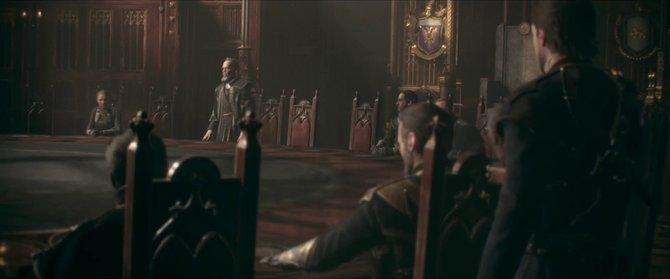 Die Ritter der Tafelrunde sorgen für Recht und Ordnung im England des 19. Jahrhunderts.