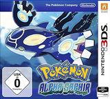 Pok�mon - Alpha Saphir (3DS)