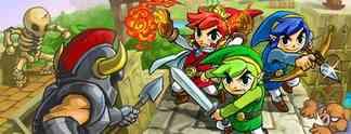 Tests: The Legend of Zelda - Tri Force Heroes: Trinit�t auf Hylianisch