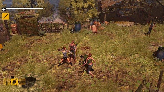 How to Survive: eine Mischung aus Dead Island und Diablo 3