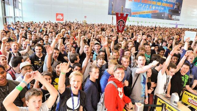 Die Gamescom Köln ist abermals ein Magnet für Spieler von überall.
