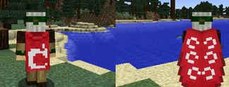 Minecraft: Bald mit Superman-Umhang durch Welten fliegen