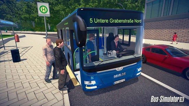 MAN, dieser Bus sieht einfach super aus!