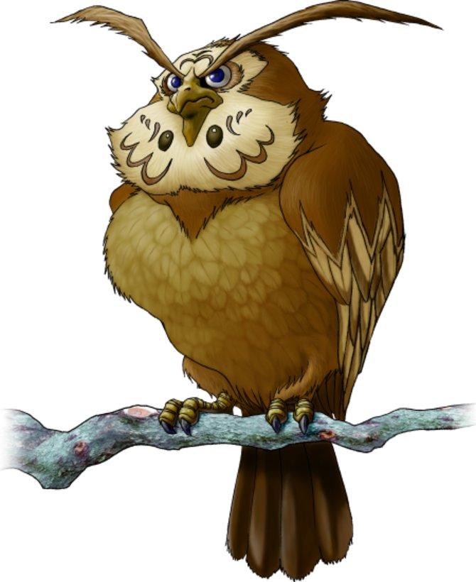 """Heute geht es bei """"Wer ist eigentlich?"""" um die Kaepora Gaebora aus The Legend of Zelda."""