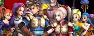 Dragon Quest - Heroes: Die K�mpferriege im Video vorgestellt