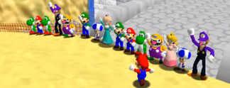 Super Mario 64 Online: Modder entwickeln Mehrspielermodus für bis zu 24 Spieler