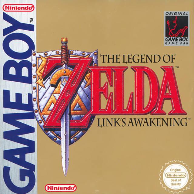 The Legend of Zelda - Link's Awakening