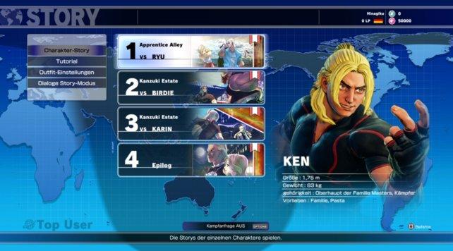 Ken Story