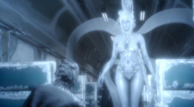 Es stellt sich heraus, dass eine alte Bekannte in Wahrheit Shiva ist.