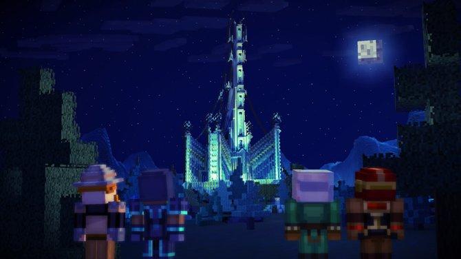 Minecraft - Story Mode: Der Anfang verspricht ein großes Abenteuer.