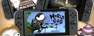 """Nintendo Switch: Drei """"neue"""" Spiele zum Konsolenstart angekündigt"""