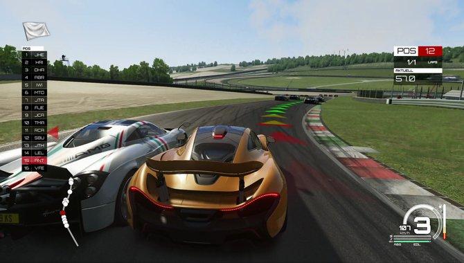 Mit Assetto Corsa ringt ein weiteres Spiel um die Krone der Rennsimulationen.
