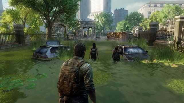 Eine Augenweide: The Last of Us - Remastered