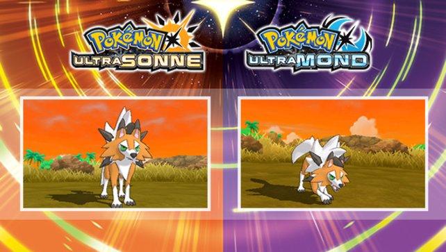 Weitere Informationen zu Pokémon Ultrasonne & Ultramond veröffentlicht