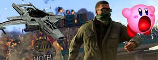 GTA 5, Star Citizen, Kirby und Starcraft 2: Die Video-Wochenschau