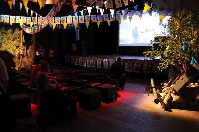 Im Club Mojo in Hamburg lädt Square Enix zum Event von Just Cause 3.