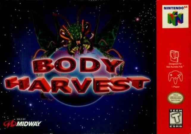 Body Harvest sollte zunächst direkt von Nintendo für das N64 vertrieben werden. Doch dem japanischen Konzert war das Spiel zu brutal.