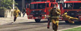 Panorama: Grand Theft Auto 5: Los Santos hat die inkompetenteste Feuerwehr der (Spiele-)Welt