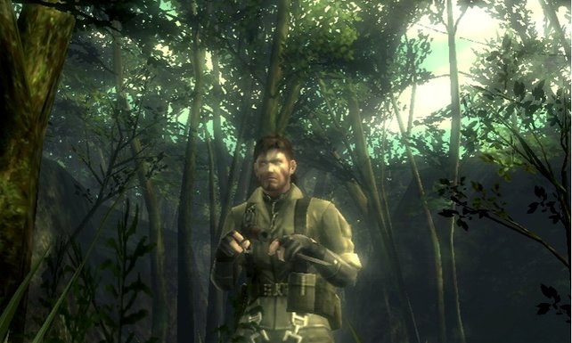Die Urwald-Grafik gehört zum Besten, was der 3DS zu bieten hat.