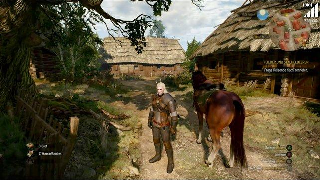 Alle Titel laufen einwandfrei beim Test, manche jedoch nicht mit voller Auflösung wie The Witcher 3 - trotz optimaler Einstellung.