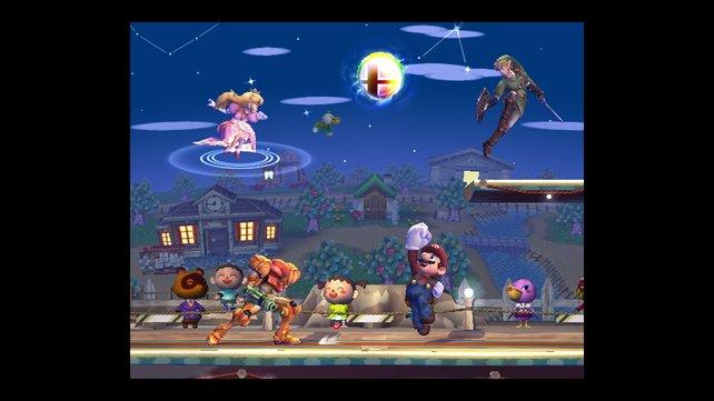 Auf der Wii trumpft Brawl mit massig freischaltbaren Inhalten auf, das wird sich auch auf 3DS und Wii U nicht ändern.