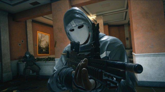 In diesem Spielmodus müsst ihr die KI-Terroristen stoppen.